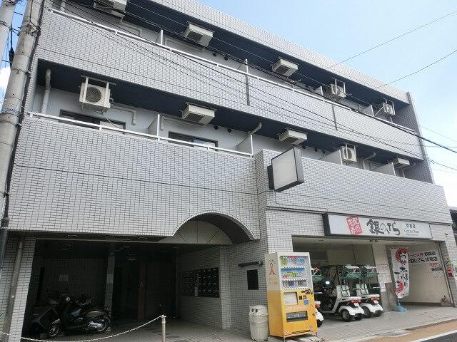 シフォン神泉苑 103号室