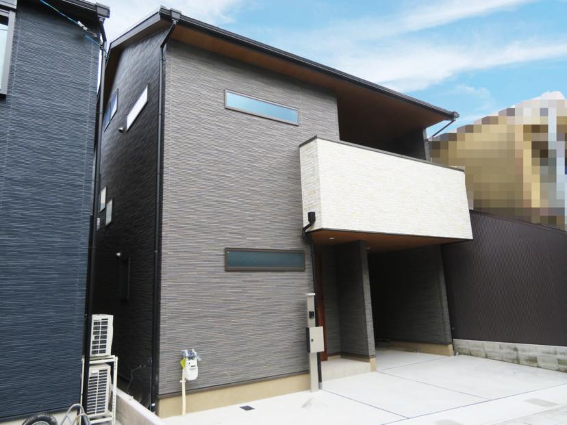 竹鼻地蔵寺南町3号地 新築 【2021年9月完成】
