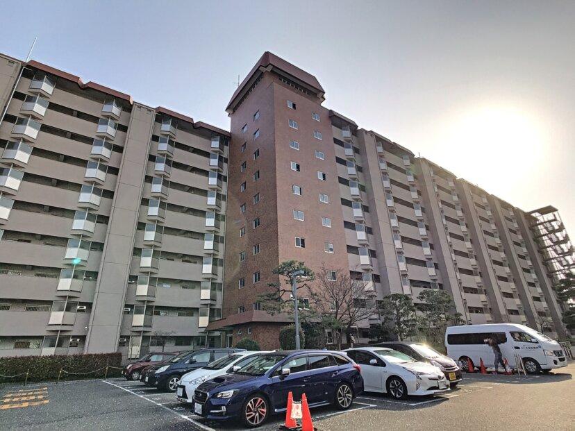 山科住宅B棟 602